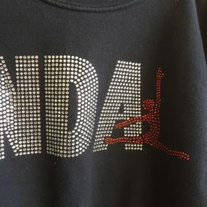 National Dance Alliance girl sweatshirt size 10/12